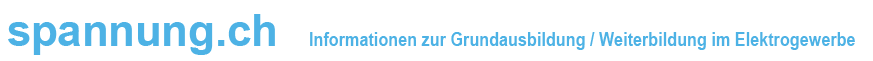 Logo spannung.ch